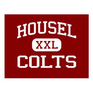 Housel - Colts - Middle - Prosser Washington Postcard