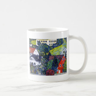 Houses at Unterach on the Attersee Mug