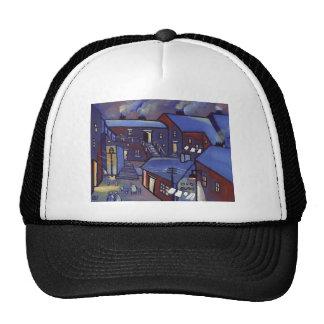 HOUSES CAP