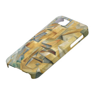 Houses In L'Estaque by Cezanne iPhone 5 Case