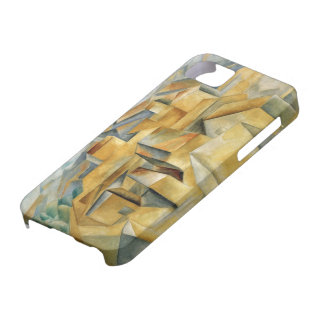 Houses In L'Estaque by Cezanne iPhone 5/S Case