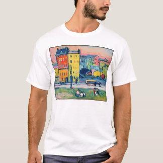 Houses in Munich, 1908 T-Shirt