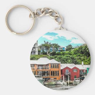 Houses Near Hamilton Key Ring