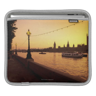 Houses of Parliament at Sunset iPad Sleeve