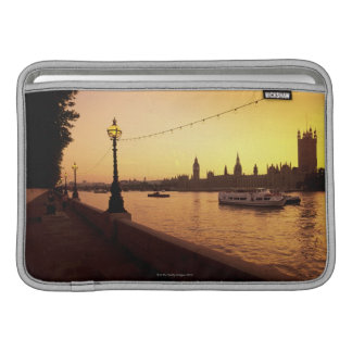 Houses of Parliament at Sunset MacBook Sleeve