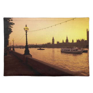 Houses of Parliament at Sunset Placemat