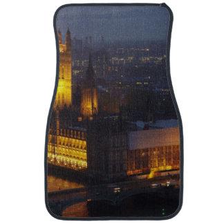 Houses of Parliament, Big Ben, Westminster Car Mat