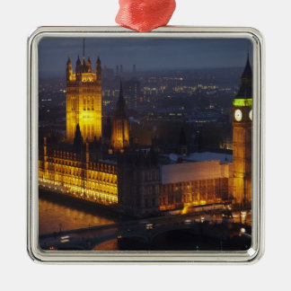 Houses of Parliament, Big Ben, Westminster Christmas Ornament