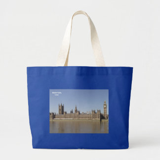 Houses of Parliament Jumbo Bag