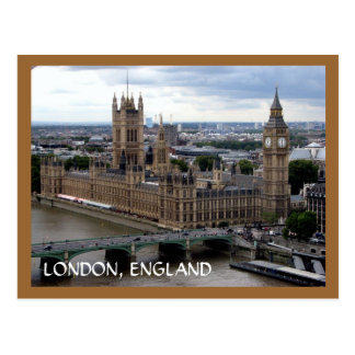 Houses of Parliament Postcards