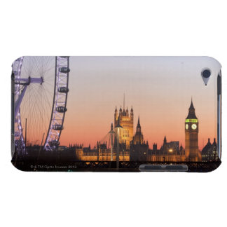 Houses of Parliament & the London Eye iPod Touch Case