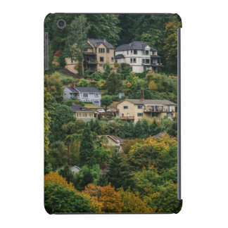 Houses on the hill iPad mini cover
