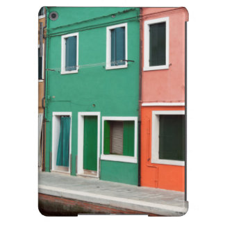 Houses on the waterfront case for iPad air