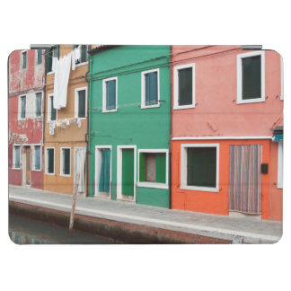 Houses on the waterfront iPad air cover