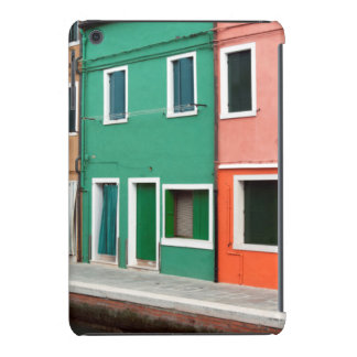 Houses on the waterfront iPad mini cases
