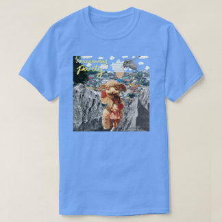 HOUSEWARMING PARTY Graphic - Between Two Mountains T-Shirt