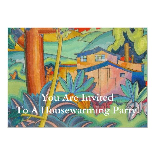 Housewarming Party Invitation - Arman Manookian