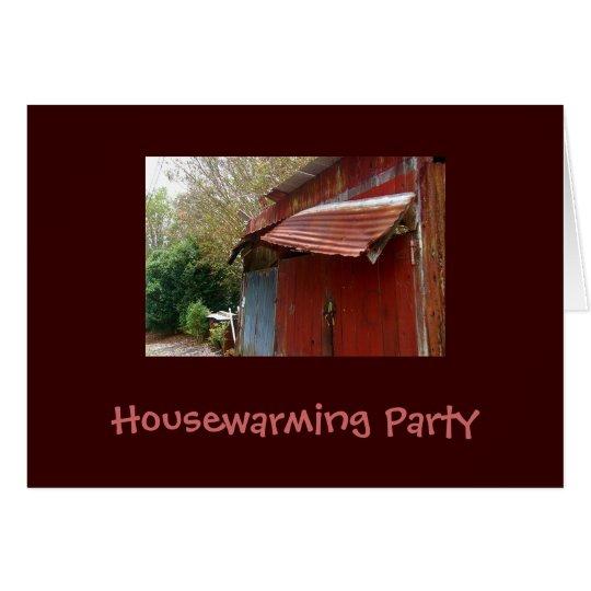 Housewarming Party Invitation Card