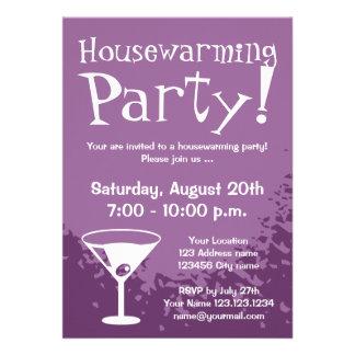 Housewarming party invitations | custom invites
