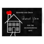 Housewarming Thank You Notes Cards