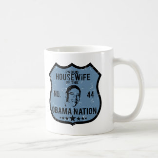 Housewife Obama Nation Coffee Mug