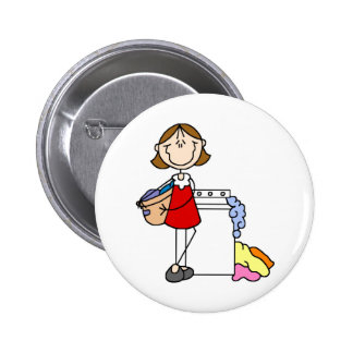 Housewives Button