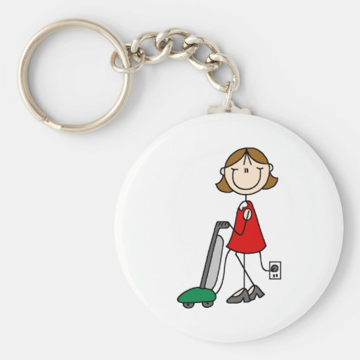 Housewives Keychain