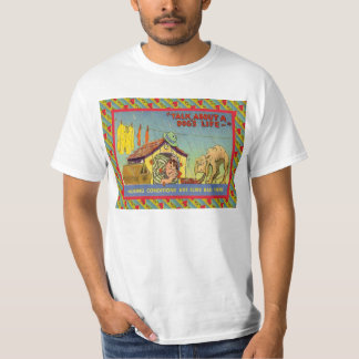 Housing conditions t-shirt