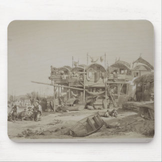 Housing for the Poor in the Inner Port of Macao, p Mouse Pad