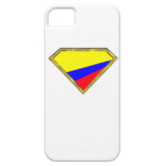 Housing of iPhone Colombia iPhone 5 Cases