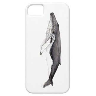 Housing of movable hunchbacked whale yubarta barely there iPhone 5 case