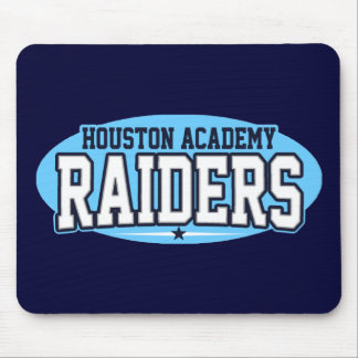 Houston Academy; Raiders Mouse Pad