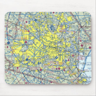 Houston Airspace Mousepad
