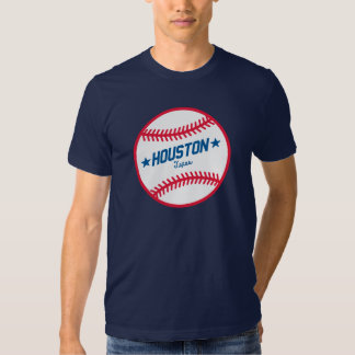 Houston Baseball Shirts