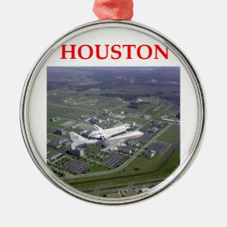 houston christmas ornament