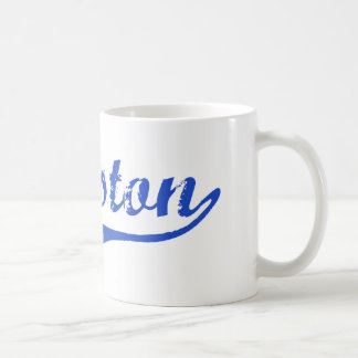 Houston City Classic Coffee Mugs
