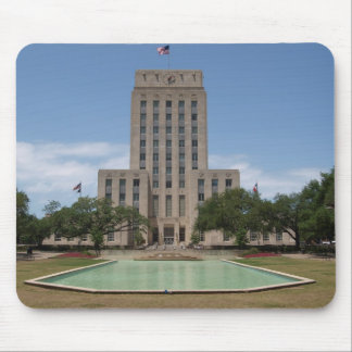 Houston City Hall Mouse Pad