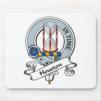 Houston Clan Badge Mouse Pad