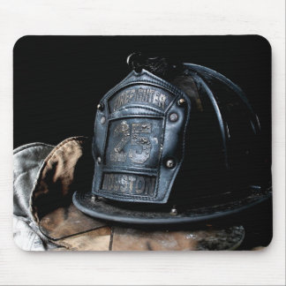 Houston Fire Fighter Mousepad