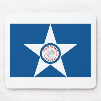 Houston Flag Mousepad