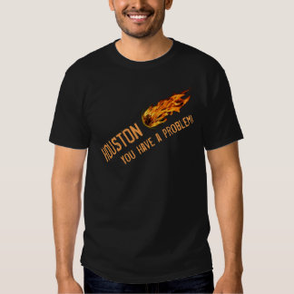 Houston Meteor Watch Tee Shirts