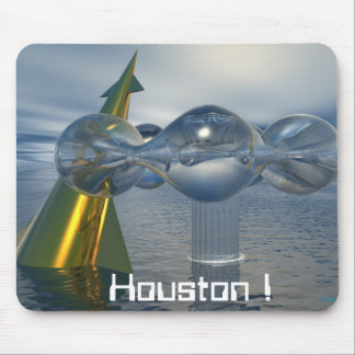 Houston ! mouse pad