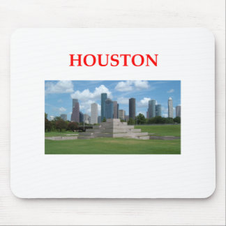 houston mouse pad