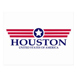 Houston Pride Postcard