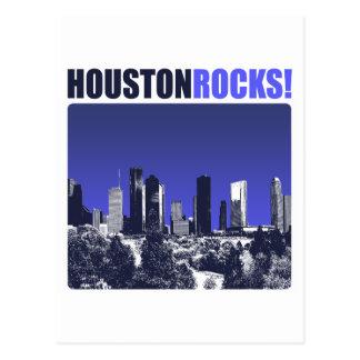 Houston Rocks Post Cards