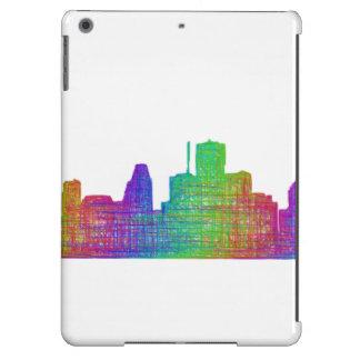 Houston skyline cover for iPad air