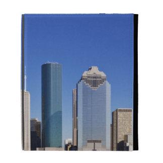 Houston Skyline iPad Cases