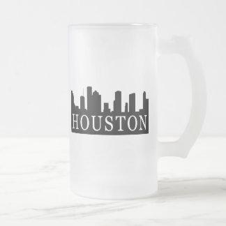 Houston Skyline Coffee Mugs