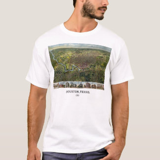 Houston, Texas - 1891 T-Shirt