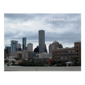 Houston, Texas 2 Postcard